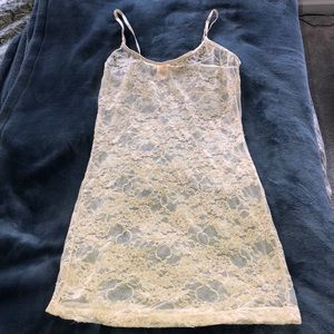 Other - Lace lingerie dress. Never worn